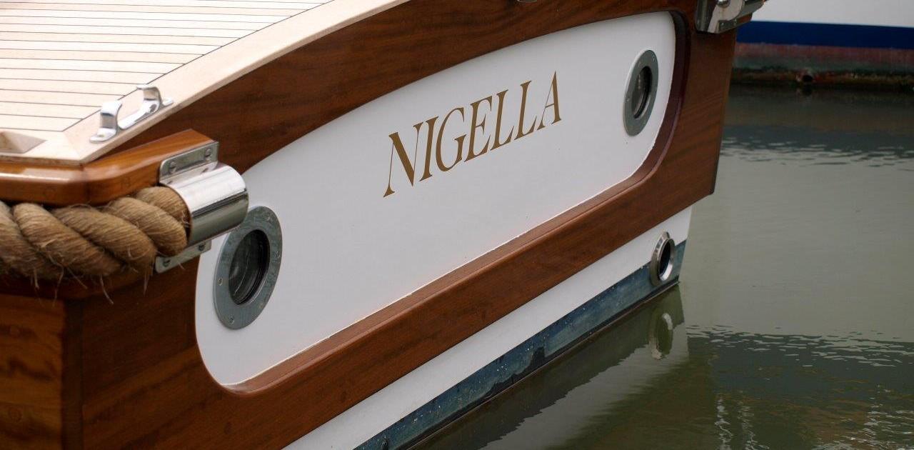 Nigella stern