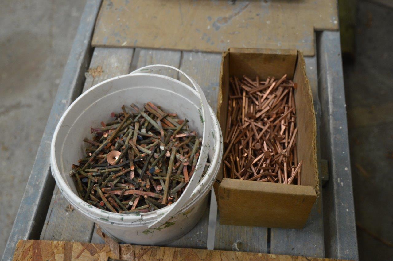 Nigella restoration nails old and new