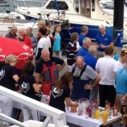 The Elephant Boatyard Pontoon Party Rum Bar