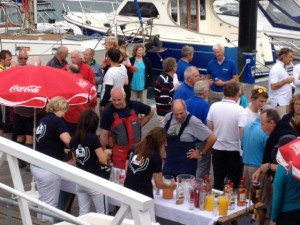 The Elephant Boatyard Pontoon Party Rum Bar